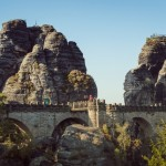 Bastei Rocks – the Grand Canyon of Germany