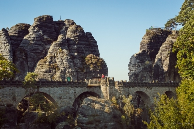 Bastei Rocks – the Grand Canyon of Germany